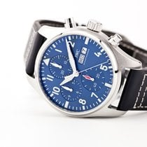IWC Pilot Chronograph new 2021 Watch with original box and original papers IW388101