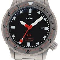 Sinn Steel 44mm Automatic 1010.010 pre-owned