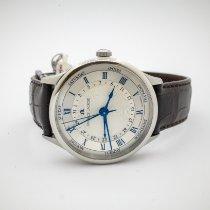 Maurice Lacroix (モーリス・ラクロア) マスターピース サンク エギュイユ 新品 2019 自動巻き 正規のボックスと正規の書類付属の時計 MP6507-SS001-110