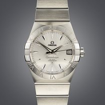 Omega Constellation Men новые 2021 Автоподзавод Часы с оригинальными документами и коробкой 123.10.38.21.02.001