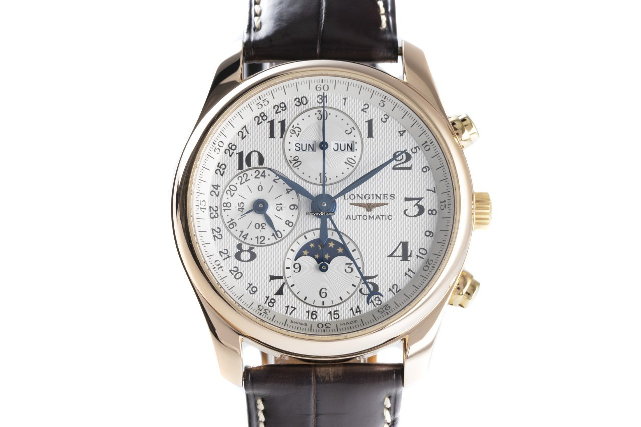 Longines Master Collection L2.673.8 2007 pre-owned