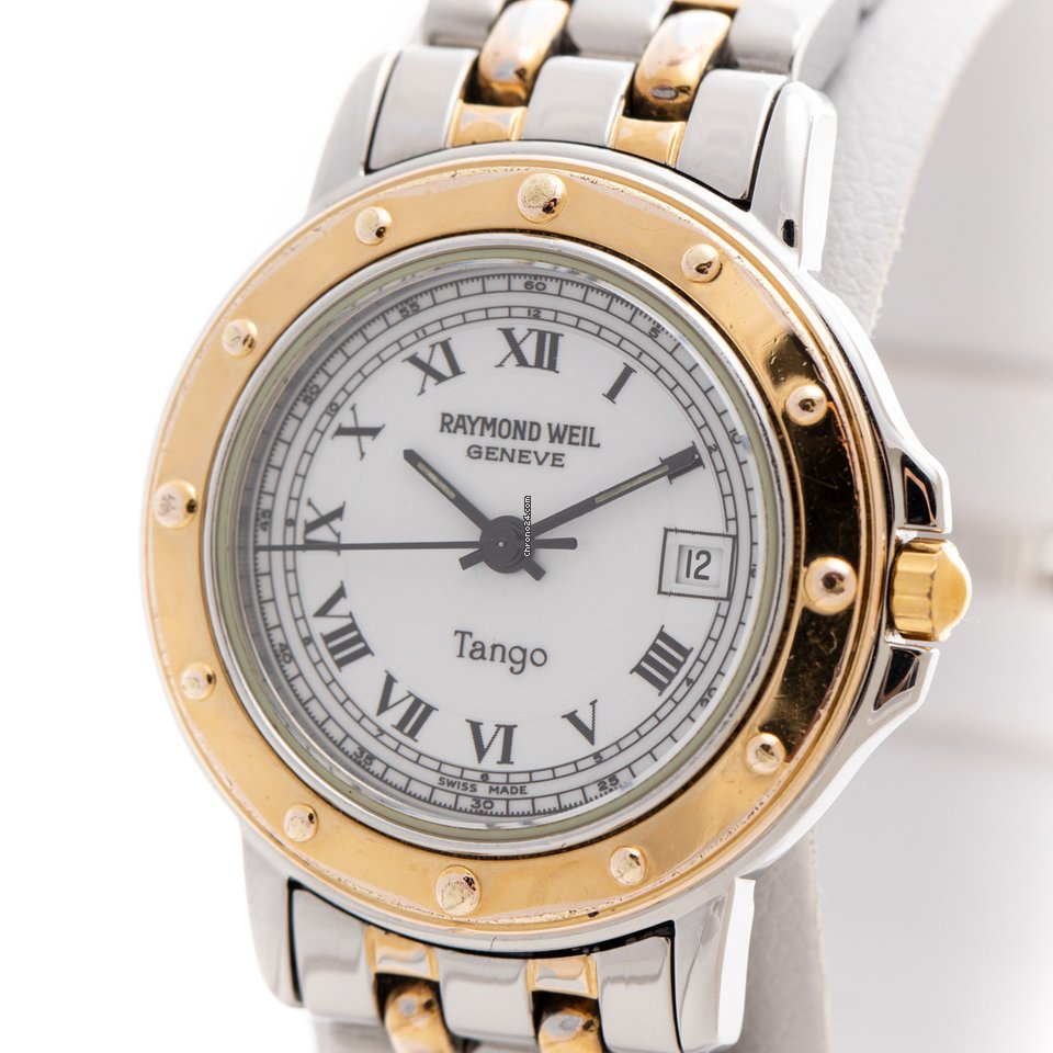Raymond Weil Tango 5360 1999 pre-owned