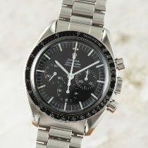 Omega Speedmaster Professional Moonwatch Staal 41.5mm Zwart