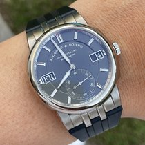 A. Lange & Söhne pre-owned Automatic 40.5mm Grey Sapphire crystal