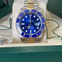 Rolex Submariner Date 16613 New Gold/Steel 40mm Automatic