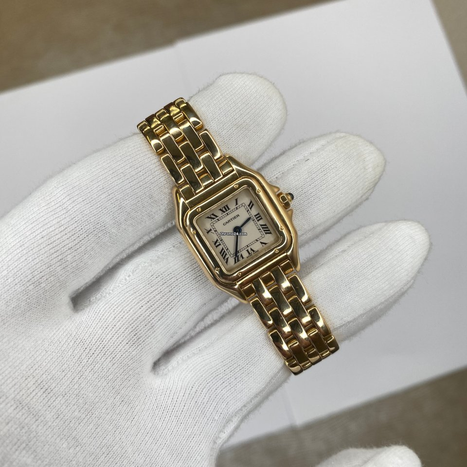 Cartier Panthère 8057917 1989 pre-owned