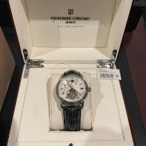 Frederique Constant Manufacture Heart Beat Steel 42mm Silver