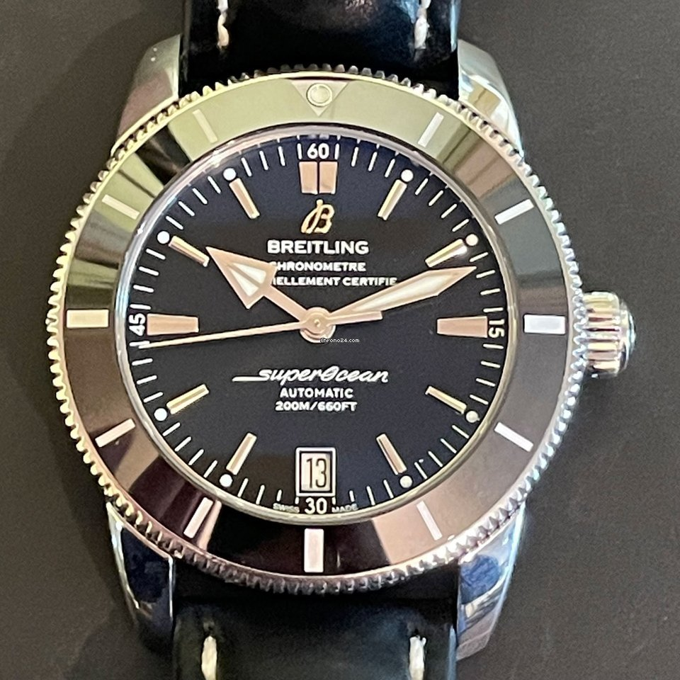 Breitling Superocean Heritage II 42 AB2010121B1S1 2018 occasion
