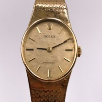 Rolex Oyster Precision Yellow gold Gold