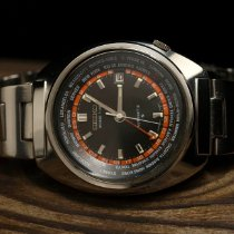 Seiko Steel 41mm Automatic 482242 pre-owned