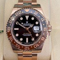 Rolex GMT-Master II 126715CHNR Não usado Ouro rosa 40mm Automático