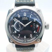 Oris BC4 Steel Black
