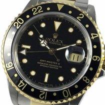 Rolex GMT-Master II Acero y oro 40mm Negro Sin cifras España, Barcelona