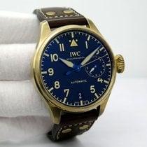IWC Big Pilot IW501005 Very good Bronze 46.2mm Automatic