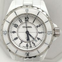 Chanel pre-owned Quartz 33mm White Sapphire crystal 20 ATM