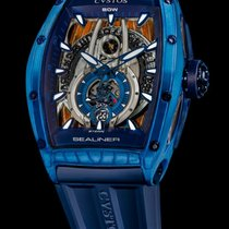 Cvstos new Automatic Skeletonized Small seconds 53.7mm Steel Sapphire crystal