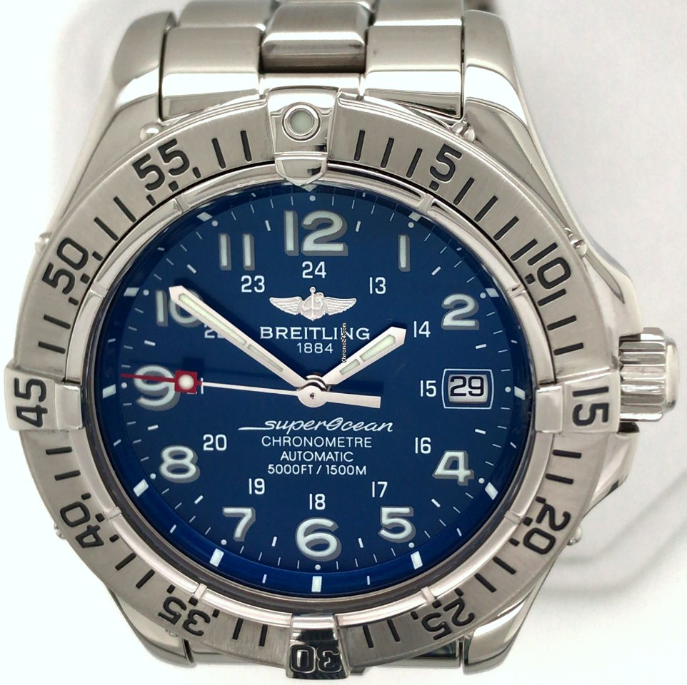 Breitling Superocean A1736011/C589 2004 pre-owned
