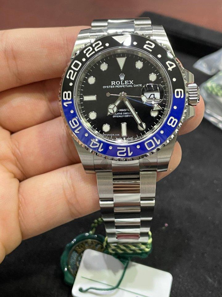 Rolex 126710BLNR 2021 new