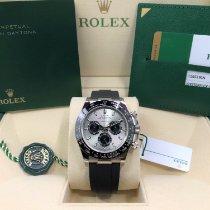 Rolex 116519LN Or blanc 2018 Daytona 40mm occasion