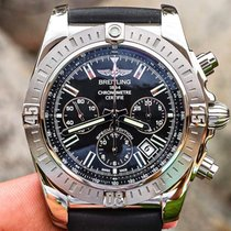 Breitling Steel 44mm Automatic AB0115 pre-owned United States of America, Texas, Plano