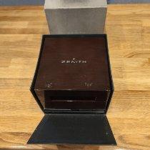 Zenith El Primero Chronomaster Acier 42mm Argent Sans chiffres France, paris