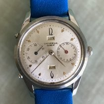 Universal Genève Steel 36mm Manual winding 21308 pre-owned United States of America, Texas, Houston
