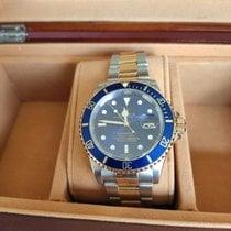Rolex Submariner Date 16613 Muy bueno Acero y oro 40mm Automático México, Tlalpan