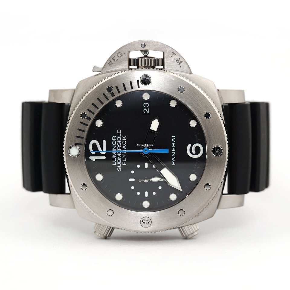 Panerai Luminor Submersible 1950 3 Days Automatic PAM 00614 pre-owned