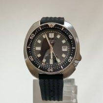 Seiko Steel 44mm Black No numerals United States of America, California, Cerritos