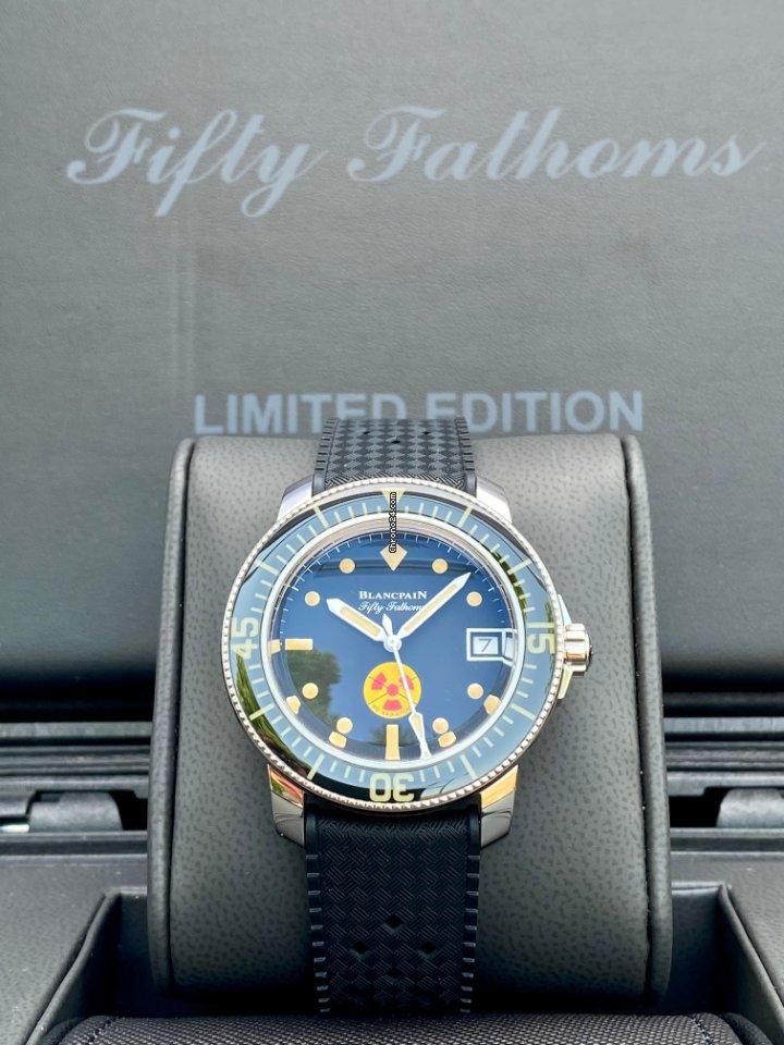 Blancpain Fifty Fathoms 5008D-1130-B64A 2021 new