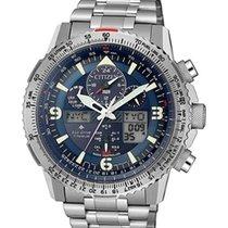 Citizen Promaster Sky new Quartz Chronograph Watch with original box and original papers JY810080L