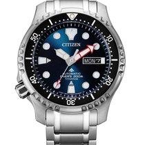 Citizen Promaster Marine Титан 42mm Без цифр