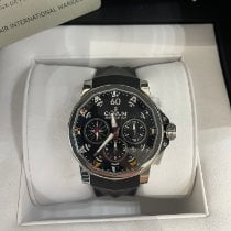 Corum Steel 42mm Automatic 01.007 pre-owned