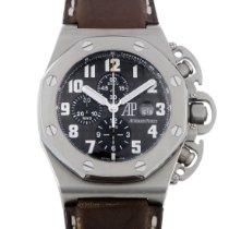 Audemars Piguet Royal Oak Offshore Chronograph Титан 48mm Черный