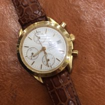 Omega Speedmaster Date new Automatic Chronograph Watch with original papers 36112000
