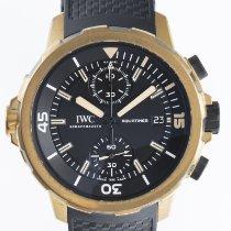 IWC Aquatimer Chronograph IW379503 Very good Bronze 44mm Automatic