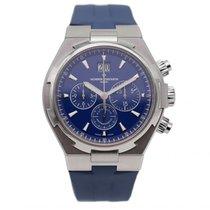 Vacheron Constantin Overseas Chronograph Steel 42mm Blue