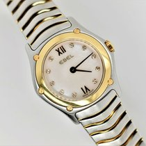 Ebel Wave Steel 23mm Mother of pearl United States of America, Washington, Bellevue