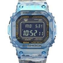 Casio G-Shock GMW-B5000TCF-2ER New Titanium 49.3mm Quartz