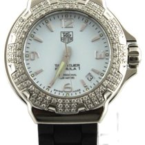 TAG Heuer WAC1215BT0711 Steel 2000 Formula 1 Lady 37mm pre-owned United States of America, California, Simi Valley