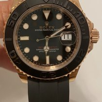 Rolex Yacht-Master 40 116655 Very good Rose gold 40mm Automatic