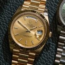 Rolex Day-Date 40 Желтое золото 40mm Золотой