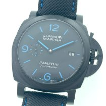 Panerai PAM 01661 Carbon 44mm pre-owned