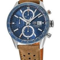 TAG Heuer Carrera Calibre 16 new Automatic Chronograph Watch with original box