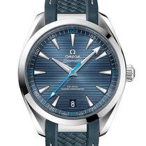 Omega nuevo Automático Cronómetro Corona atornillada Master Chronometer 41mm Acero Cristal de zafiro