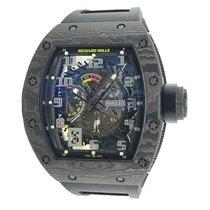 Richard Mille RM 030 RM030 Ubrukt Karbon 50mm Automatisk