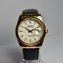 Rolex 116138 Oro amarillo 2006 Datejust 36mm usados