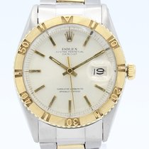 Rolex Datejust Turn-O-Graph Acero y oro 36mm Plata Sin cifras España, Barcelona