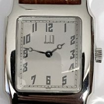Alfred Dunhill Steel 28mm Manual winding 11613101 pre-owned United States of America, Florida, Saint Petersburg