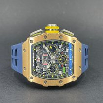 Richard Mille Rose gold 49.9mm Automatic RM11-03 RG pre-owned